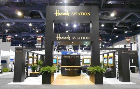 Harrod's Aviation Trade Show