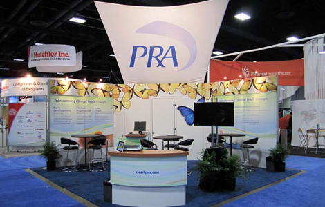 PRA International Trade Show
